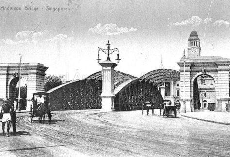 Anderson Bridge 1910