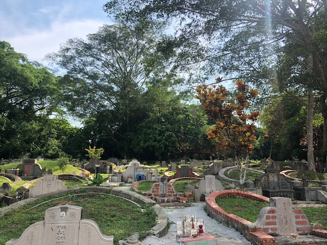 Bukit Brown Chinese Cemetery Heritage Walk