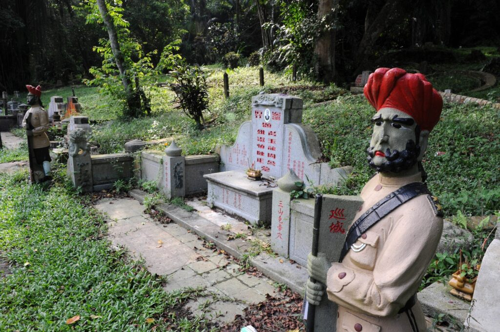 The History Behind Bukit Brown Cemetery
