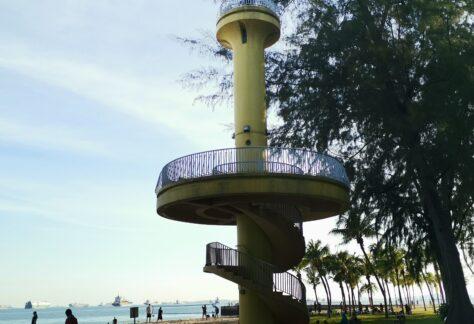 Photo of Amber Beacon Tower East Coast Park