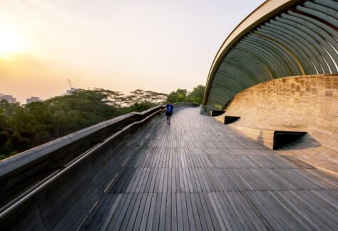 Henderson waves in the morning