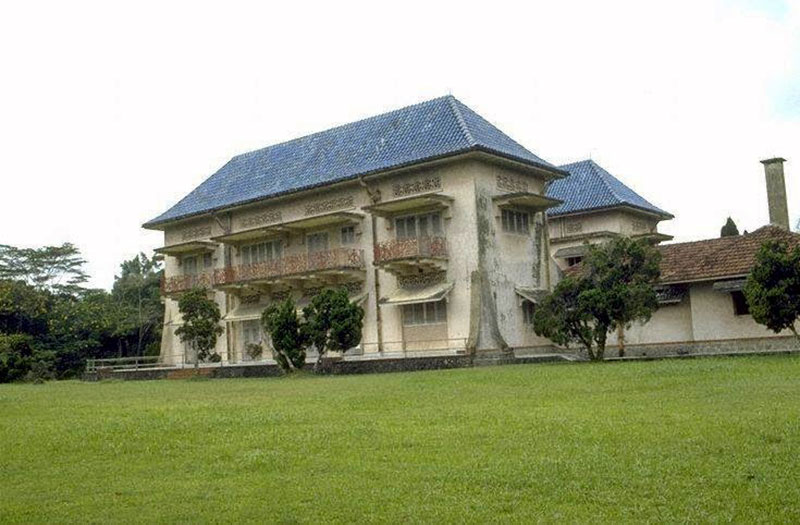 The History Behind Istana Woodneuk