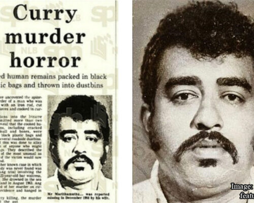 Dissecting the 1984 Curry Murder