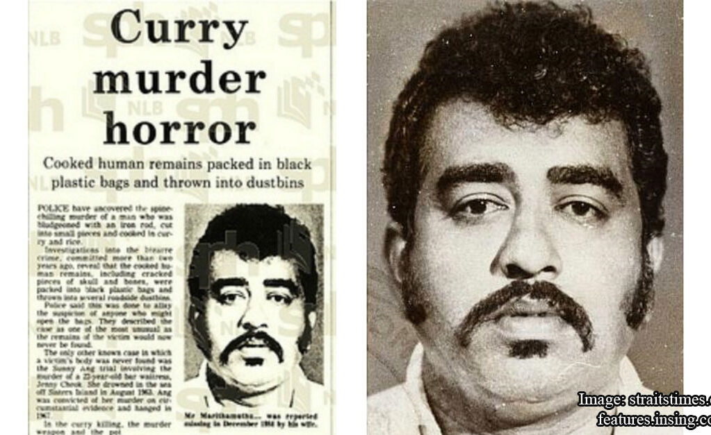 You are currently viewing Dissecting the 1984 Curry Murder