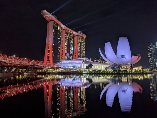 Read more about the article Marina Bay Skyline Sunset Hike