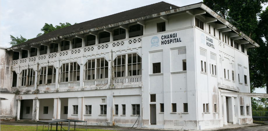 The History Behind Old Changi Hospital