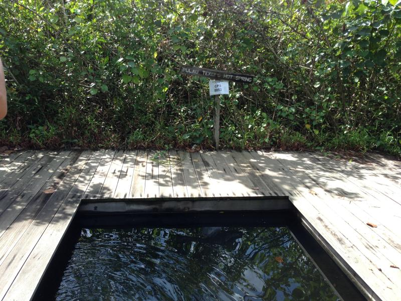 You are currently viewing Second Hot Spring in Singapore: Pulau Tekong Hot Spring