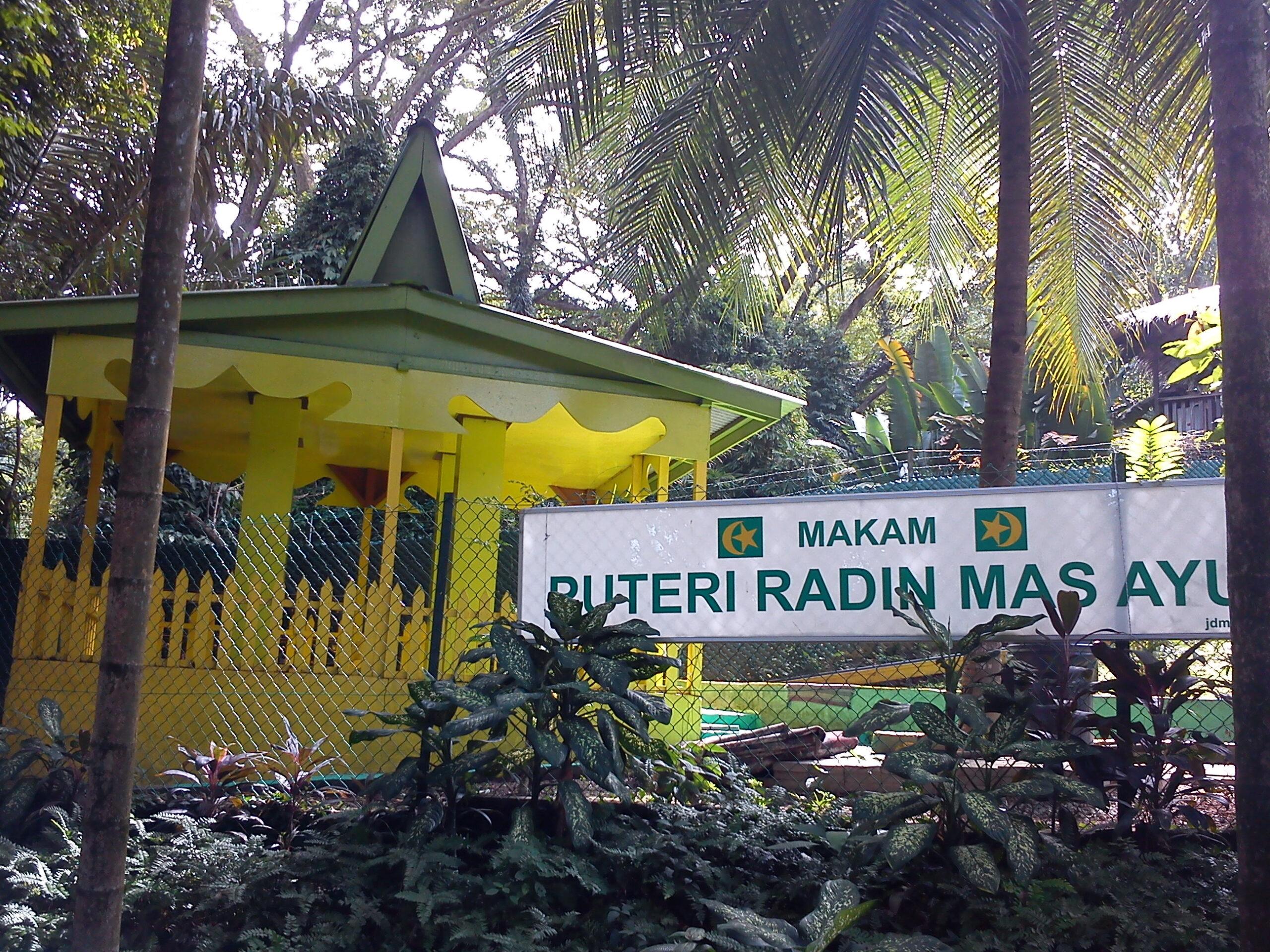Radin Mas Ayu Shrine