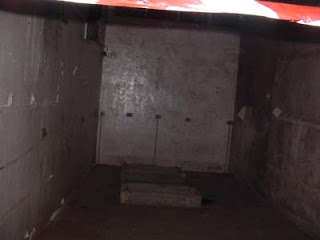 Rumoured torture chamber by the Japanese Secret Police (Kenpeitai)