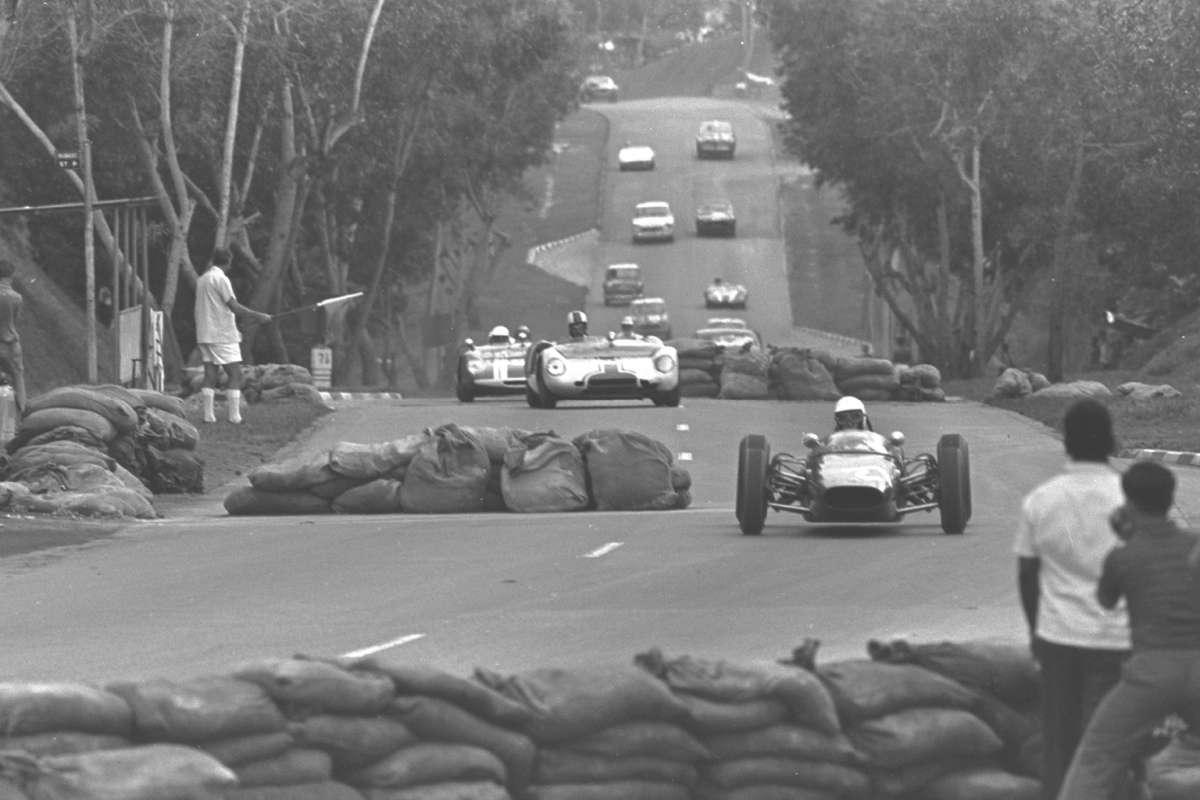 You are currently viewing First Singapore Grand Prix: Old Upper Thomson Road