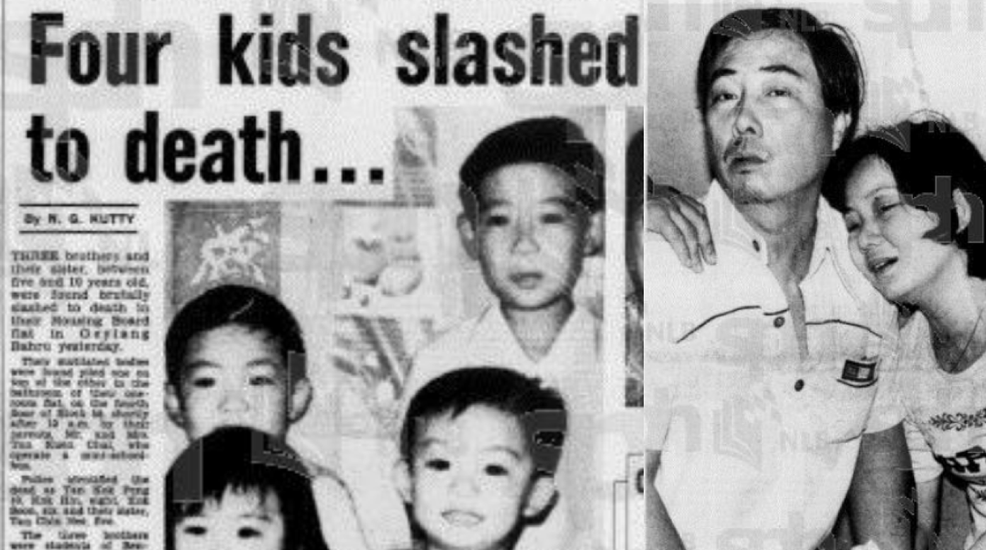 Unsolving The 1979 Tan Family Geylang Bahru Murders