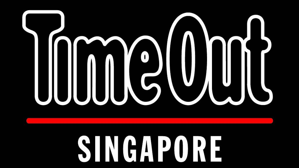 Timeout Singapore Logo Dark