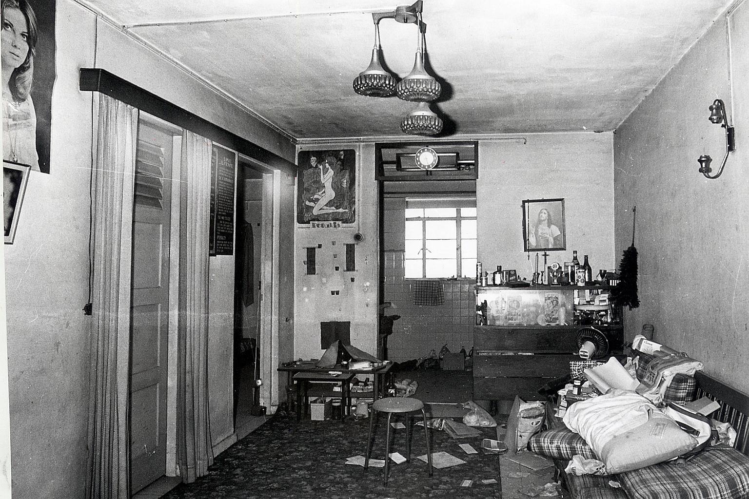 HDB flat used in Toa Payoh ritual murders
