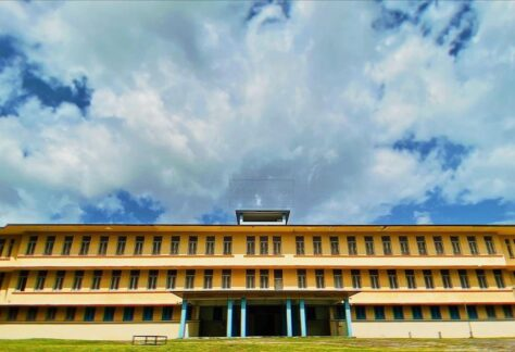 Facade of View Road Mental Hospital