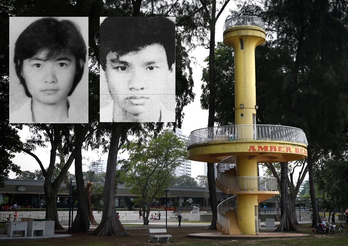 amber beacon tower murder case