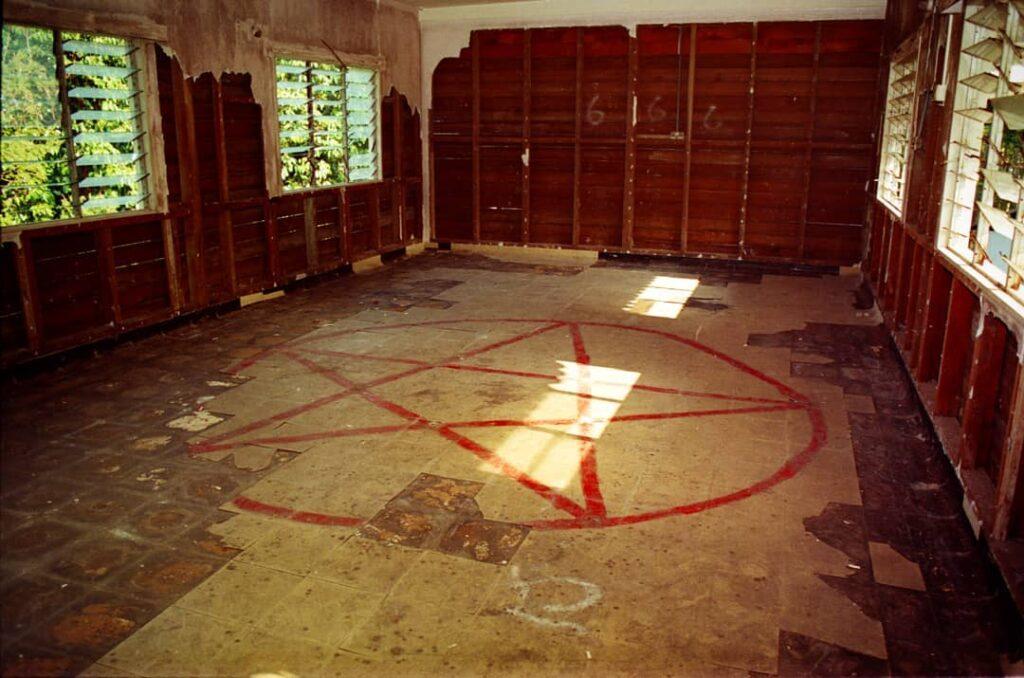 rumoured devil room in old changi hospital