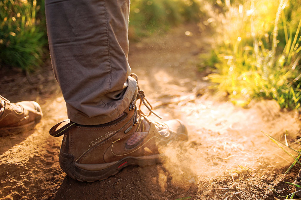 How to Select the Right Hiking Boots
