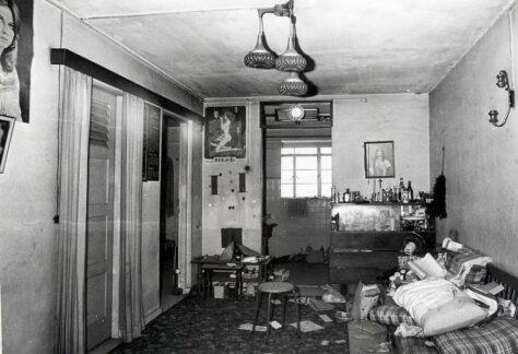 Crime scene in 1981 Toa Payoh Ritual Murder