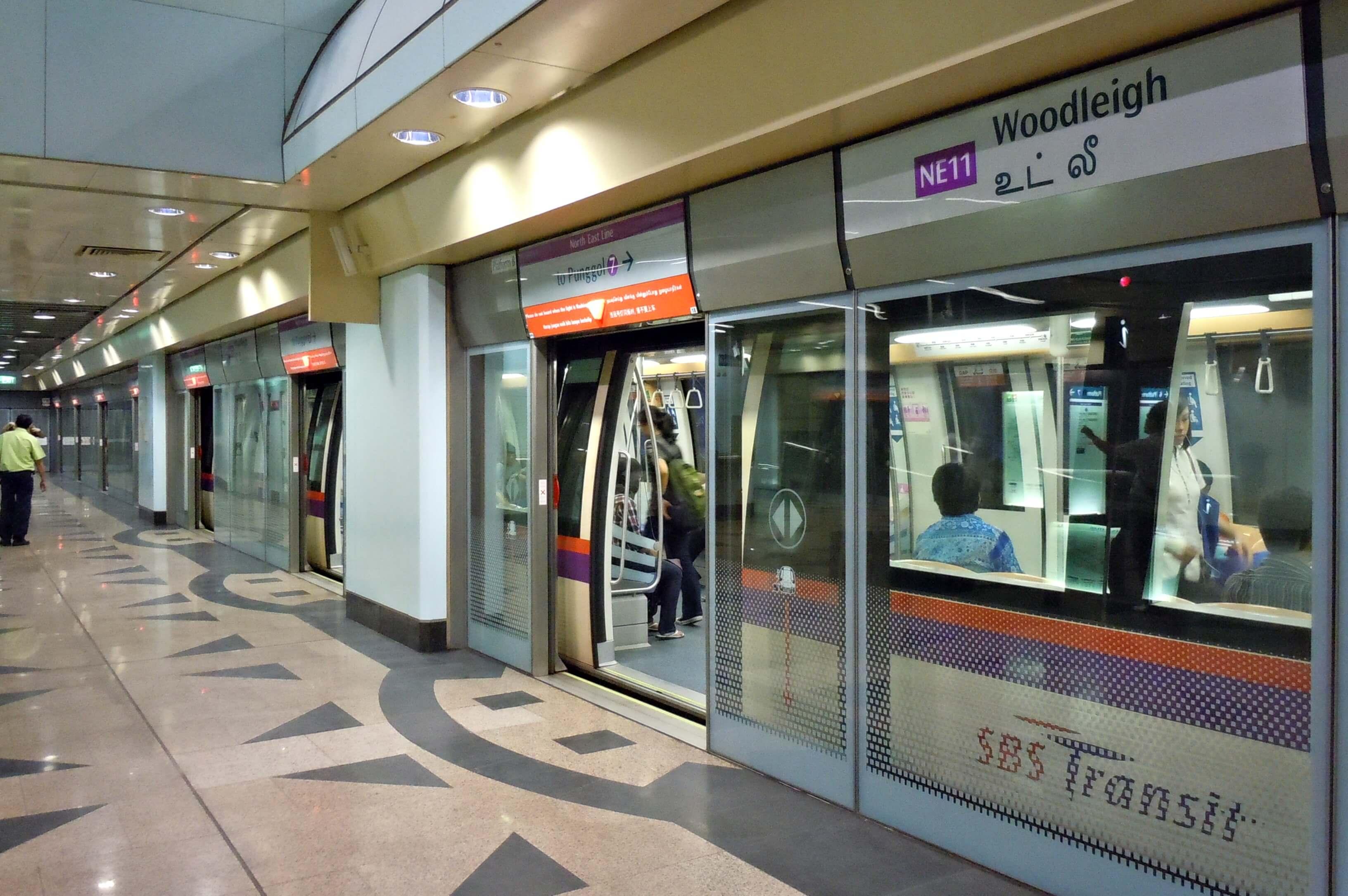 woodleigh mrt station singapore